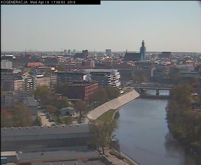 Webcam: Breslavia, Polonia